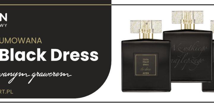 Little Black Dress The Dress Woda Perfumowana Z Grawerem